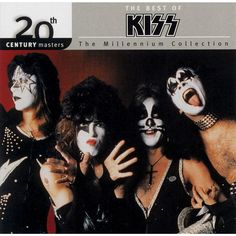 Century Masters – The Millennium Collection: The Best Of Kiss, Vol. Kiss Album Covers, Detroit Rock City, Cool Things To Buy, Good Things, Love Gun, Kiss Band, Hot Band, Hip Hop Artists, Hard Rock
