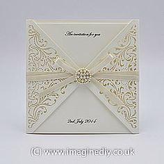 diy laser cut wedding invitations