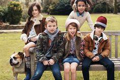ALALOSHA: VOGUE ENFANTS: Pepe Jeans Kids AW'13