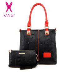 Leather Female Retro 4 Colors Lady PU Handbags Messenger Shoulder Totes Luxury Handbags Women Bags Designer //Price: $37.84 & FREE Shipping //     #freeshipping