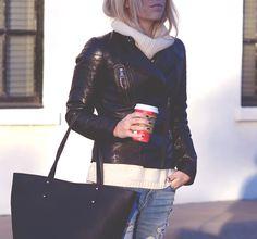 GiGi New York | Allyson in Wonderland Fashion Blog | Taylor Tote