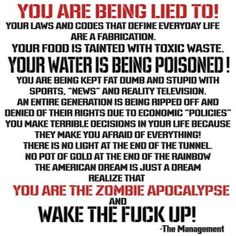 ... conspiracy theories political conservative truth quote wake up being