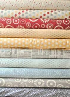 Hometown by Sweetwater 10- 1/2  Yard Quilt Fabric for Moda #EasyPin