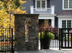 zoning and yard landscaping ideas
