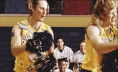 When he dressed up like this for the pep rally.   21 Moments That Made You Fall In Love With Tim Riggins