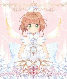 Sakura dijo pororo este es tu amuleto