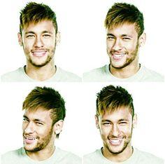 Neymar Jr is the cutest guy on Earth Thalia, Brazilian Soccer Players, Neymar Jr Wallpapers, Neymar Pic, Bae, Wonder Man, Love You Babe, World Cup 2014, Best Player