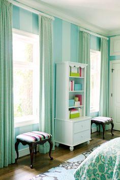 House of Turquoise: Tobi Fairley Interior Design