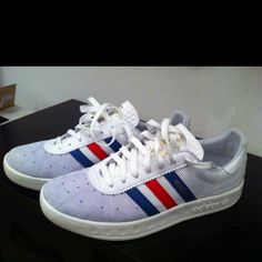 Finally home ;) My new sneakers Adidas München.. Pure Love!!