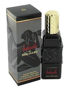 Habanita by Molinard perfume. The original smoky animalic tobacco scent, makes you feel like a flapper at a speakeasy.