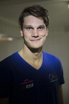 Des titres et deux records (du monde sur 400m, d'Europe sur 800m): Yannick Agnel a marqué de son empreinte les deux premiers jours de compétition à Angers. (Photo: Thierry Bonnet/Ville d'Angers)