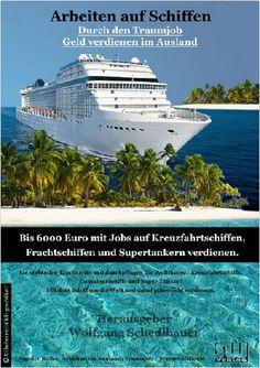 Jobs auf Kreuzfahrtschiffen, Frachtschiffen, Jobs im Ausland