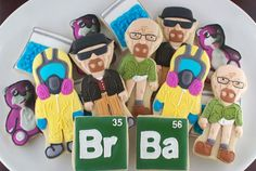 9 Kinds of Food and Drink for Your Breaking Bad Party   Mental Floss