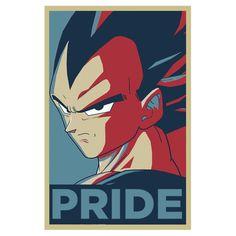 Vegeta's pride!