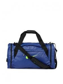 Nike Men Blue Ulimatum Max Air Duffle Bag