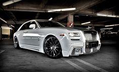 Rolls Royce 2013 tuning