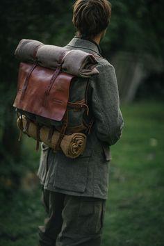 081 crossbody/backpack on Behance