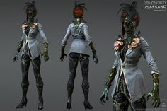 Dishonored - The Character Art - Page 5 - Polycount Forum
