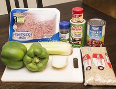 Ingredients for Trim Healthy Mama Dirt-E Rice from thecoersfamily.com