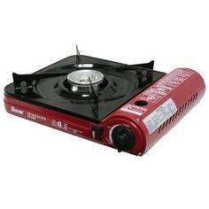 GASONE Portable Gas Stove UL and CSA List / With Free Case (Misc.)  http://www.amazon.com/dp/B003ZJIX3E/?tag=goandtalk-20  B003ZJIX3E