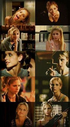 Faces of Buffy
