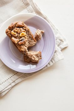 Banana Bread #paleo #glutenfree