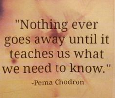 Life quote, love this one by Pema Condren.