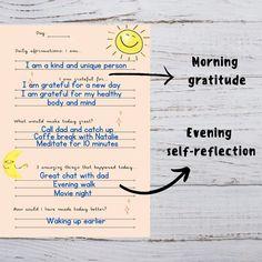 Self care planner Gratitude journal Mental health journal   Etsy