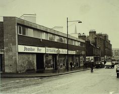 This classic Lochee pub has had many guises through the years. Here it is as The Ivanhoe in Then it was the Lochee Sports Club. Now it's Cox's Coffee Bar. Dundee City, Take The High Road, Get In The Mood, Historical Pictures, Old Photos, Scotland, Scenery, Street View, Bar