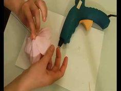 Как сделать 3 разных пиона из фоамирана