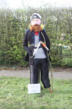 Clear Books sponsor Christian Malford Scarecrow Trail