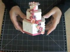 "Learn how to make 3-D cardstock cakes using Close to my Heart's Art Philosophy Cricut Cartridge Bundle.    This great cartridge bundle includes:  1 -- Cartridge (700 images: Font, Shapes, and 3-D items)  3 -- Coordinating My Acrylix® D-size Stamp Sets  3 -- Coordinating 9"" * 12"" Dimensional Elements  Sheets (Tags, Mixed Shapes, Banners)    Visit..."