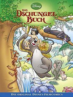 BamS-Edition, Disney Filmcomics: Das Dschungelbuch: Amazon.de: DISNEY, Marcel Le Comte: Bücher