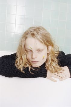 Hanne Gaby by COLIN DODGSON