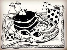 Last day of Orthodox Mardi Gras - enjoy your pancakes! Всех с последним днем Масленницы! . . . . #tummyrubbstudio #sketchiftheday #sketchbook #sketchoftheday #digitalart #digitaldrawing #ipadart #масленница2021 Figure Sketching, Very Hungry, Inktober, Minnie Mouse, Disney Characters, Fictional Characters, Digital Art, Studio, Drawings