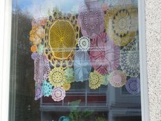 lace curtains by zinikka