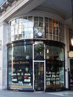 Farmacia Santa Maria Novella: Piccadilly Arcade