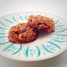 Paleo carrot cake cookies, gluten free, dairy free, grain free cookies made from almond pulp left over from homemade almond milk.