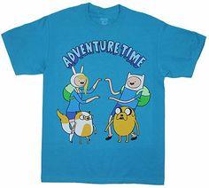 Finn Meets Fiona - Adventure Time T-shirt