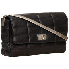 Chanel Classic Black Lambskin Chocolate Bar Reissue Flap Bag | 1stdibs.com