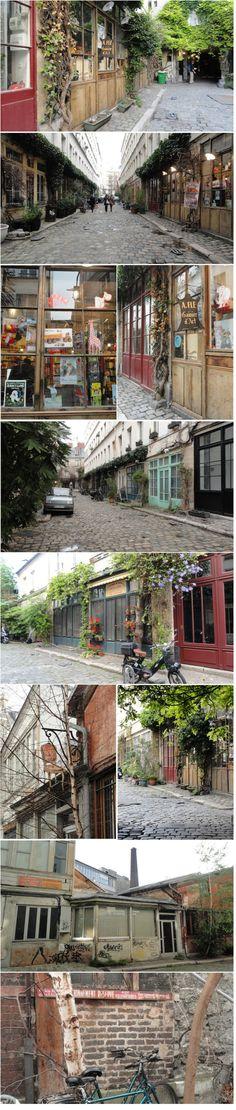 Passage Lhomme (Paris 11e)
