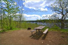 Sharbot Lake Provincial Park, Camping in Ontario Parks Ontario Parks, Campsite, Outdoor Furniture, Outdoor Decor, Picture Video, Canada, Places, Pictures, Photos