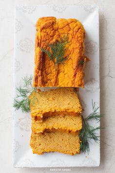 Pasztet z marchewki, soczewicy i ciecierzycy z dodatkiem kaszy jaglanej i masła migdałowego (lub orzechowego)