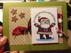 Santa 's wishes
