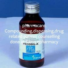 Along with compounding,dispensing, counselling is also done at Sams e-ph...