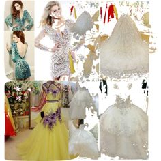 Free USD300 gifts get the most beautiful dresses for you and your family ...