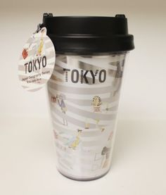 Starbucks Japan Geography Series City Tumbler - Tokyo | It has grown on me!