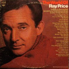 Ray Price - Discography (86 Albums = 99CD's) - Page 2