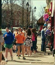 Sweet Jeanie's Ice Cream Shop Grand Opening