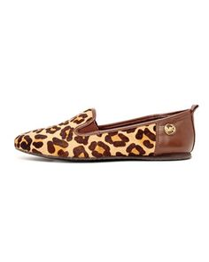 b0609851ea01 Shop Women s MICHAEL Michael Kors Loafers and moccasins on Lyst. Track over  1051 MICHAEL Michael Kors Loafers and moccasins for stock and sale updates.